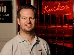 Founder of Kuckoo Richard Powell