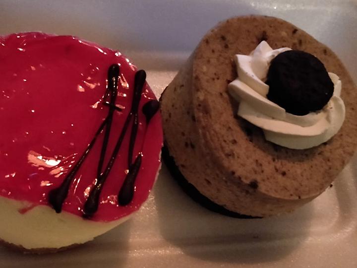 Manjaros desserts