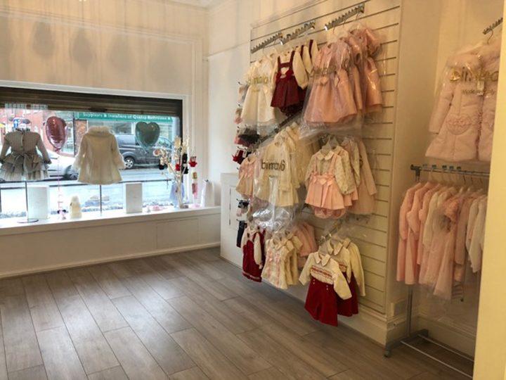 Melissa Louise Children's Boutique interior