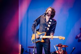 Snow Patrol at Nurnberg Rock im Park