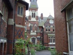 St Joseph's Orphanage, Preston is set for demolition.