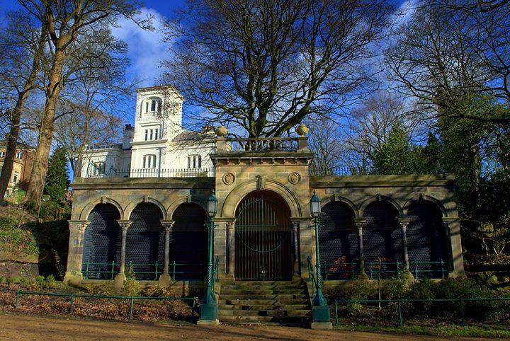 The Belvedere Pic: Tony Worrall