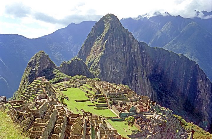 Machu Picchu where the trek will be taking place