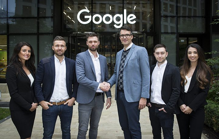 Get Work partnering with Google