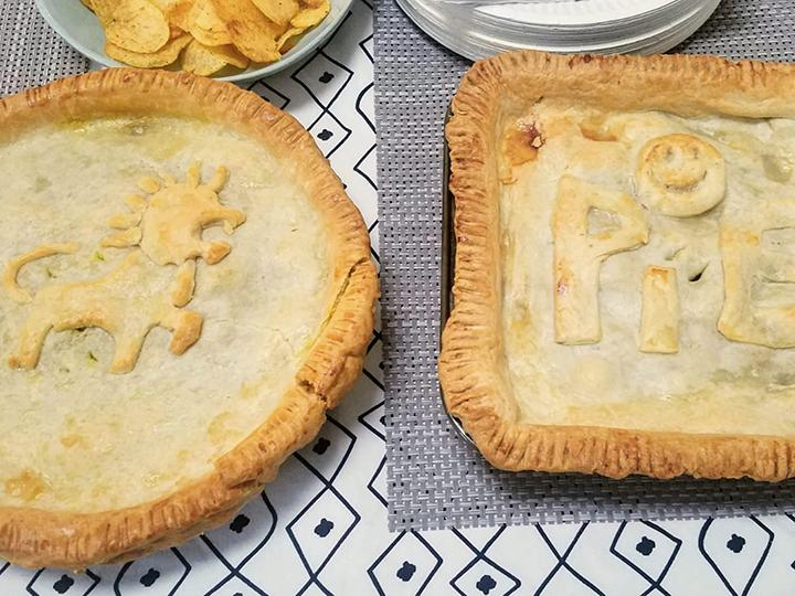 Dave and Karen's pies