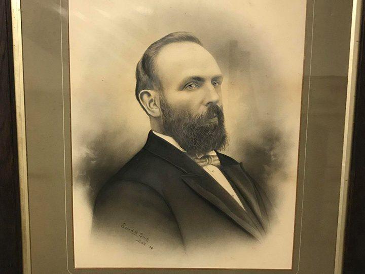 William James Slinger in 1904
