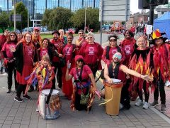 Worldwise Samba Drummers