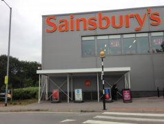 Sainsbury's at Deepdale