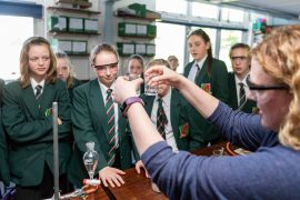 Ashton Community Science College STEM Club