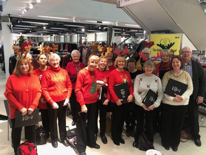 Barton Ladies Choir