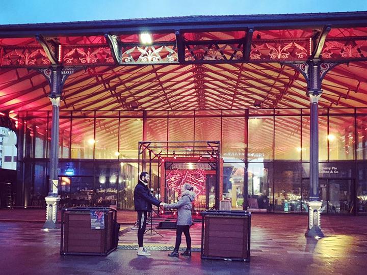 Heartbeat at Preston Markets Pic: Preston Markets / Instagram