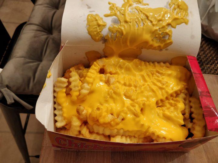 Kings Castle fries