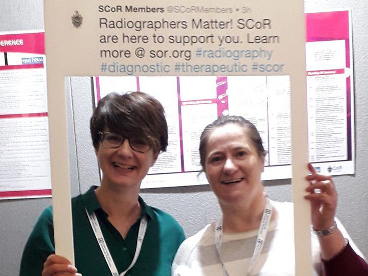 Jacqui Hudson (left) and Christina Benn Mackay