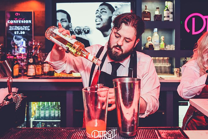 Detroit bartender