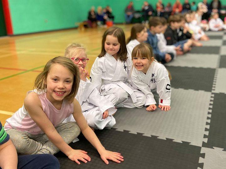 Kids from Enso Martial Arts Pic: The Digital Dojo/Facebook