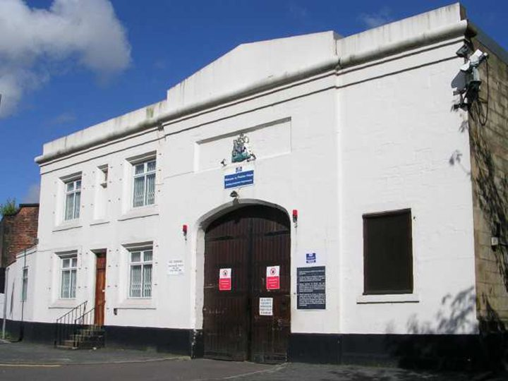 HMP Preston in Ribbleton Street Pic: Betty Longbottom