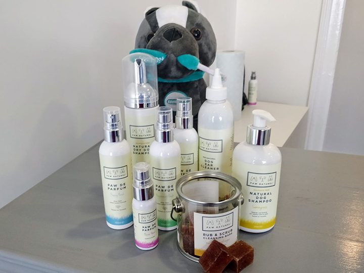 Paw Naturel products