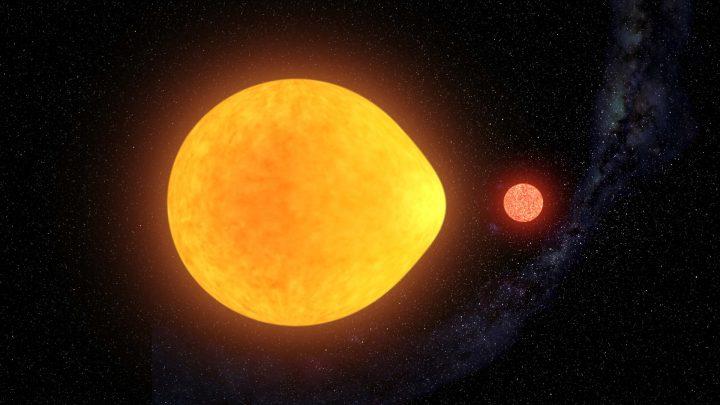 pulsating-star