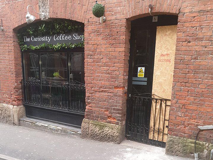 The Curiosity Coffee Shop