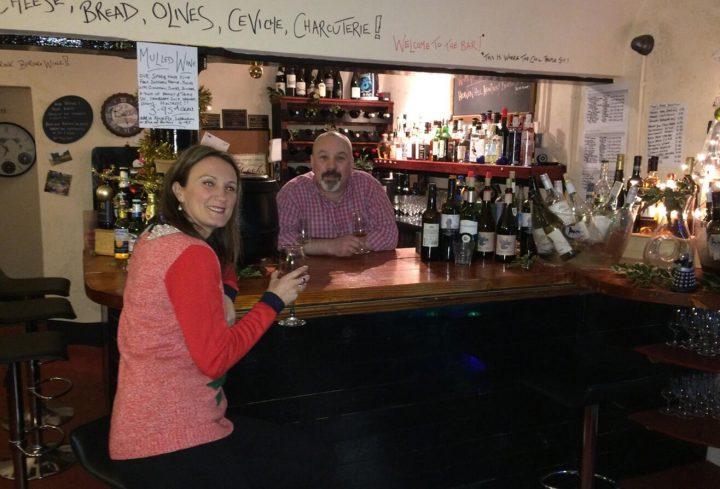 Winedown owner Dougie Lowe