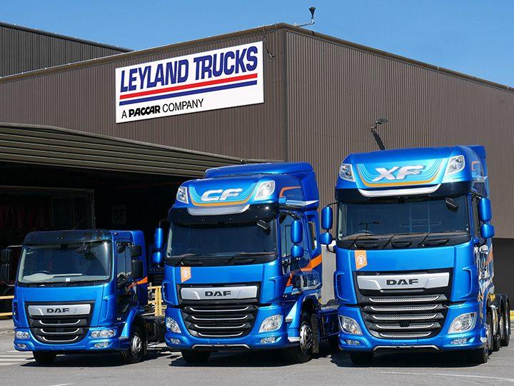 Leyland Trucks DAF trucks
