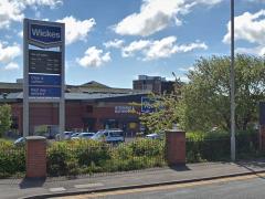 The Preston branch of Wickes