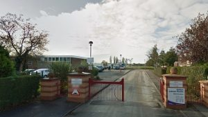 Ashton Community Science School is to absorb some of the pressure on the city's school places Pic: Google
