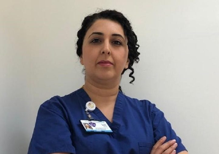 Dr Ola Abbas who works at RPH Pic: Lancashire Teaching Hospitals