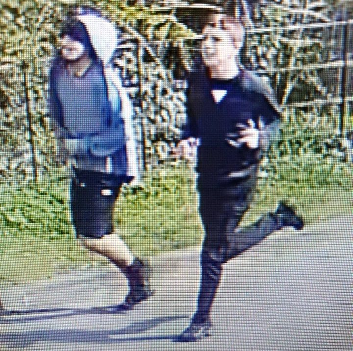 Two others seen running from police on Good Friday Pic: Preston Police