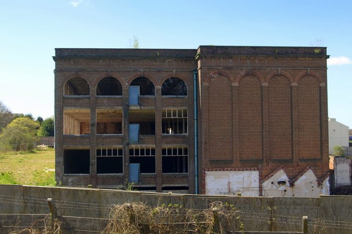 The former Vernon Carus factory in Penwortham Pic: Tony Worrall