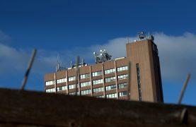 The Guild Tower in Preston city centre Pic: Tony Worrall