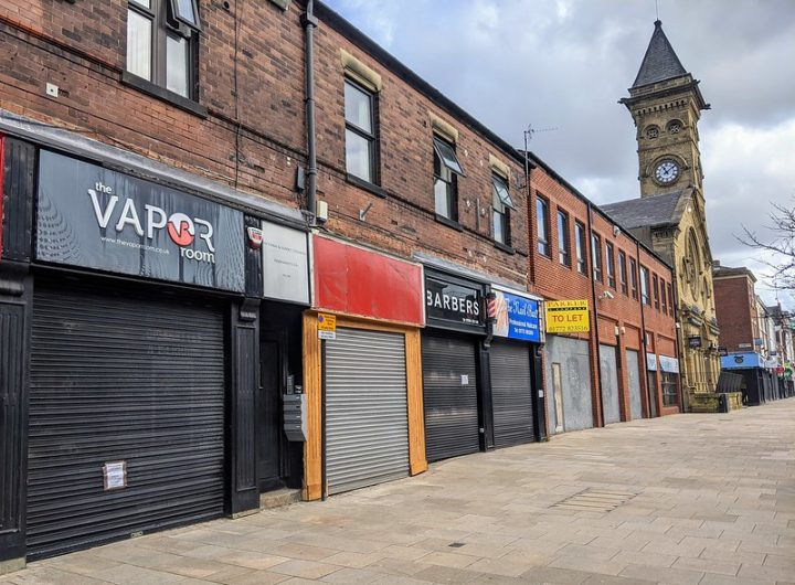Many businesses in the city were either forced to close by the government during lockdown or have chosen to, as these shut up shops in Fishergate show Pic: Tony Worrall