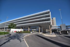Preston Bus Station's car park has now reopened Pic: Tony Worrall
