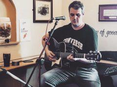 Singer Nick Spencer Pic: Nick Spencer Music / Facebook