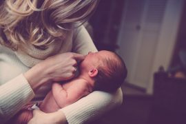 A newborn baby Pic: Pixabay