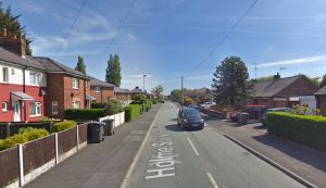 Holme Slack Lane is one of the roads targeted by thieves Pic: Google