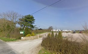 The Horns Dam caravan park has been gradually expanding the number of pitches Pic: Google