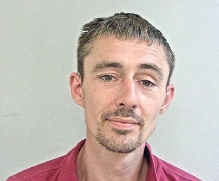James Pool was caught after entering a premises in Fishergate Pic: Preston Police
