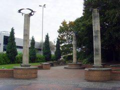 The Peace Gardens off Friargate in Preston city centre Pic: Tony Worrall