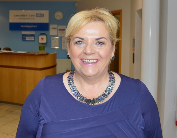 Maria Nelligan, Executive Director of Nursing and Quality at Lancashire & South Cumbria NHS Foundation Trust
