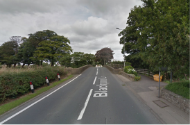 Blackpool road will see closures over the weekend to install a new footpath over the River Wyre
