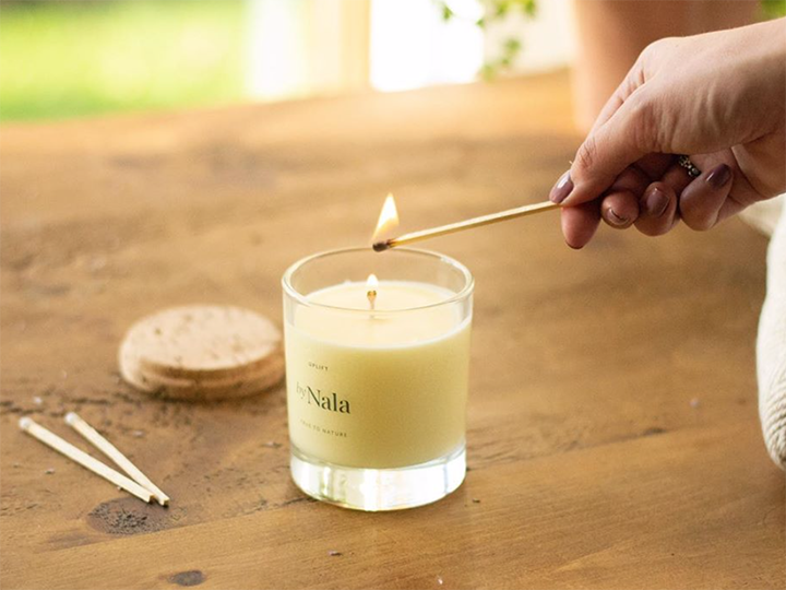 The Uplift candle
