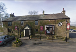 The Derby Arms in Longridge