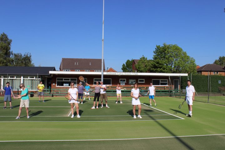 Members on the new courts