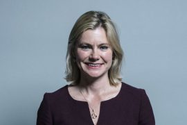 Rt Hon Justine Greening. Pic: Chris McAndrew
