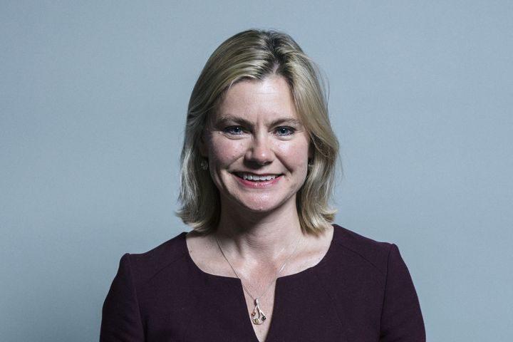 Rt Hon Justine Greening. Pic: Chris McAndrew