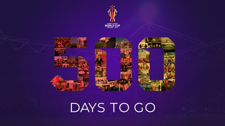 RLWC2021 500 days to go