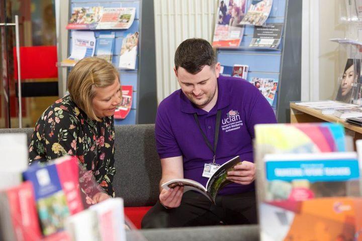 UCLan has received Epilepsy Friendly status