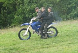Police want to speak to the three men pictured Pic: Preston Police