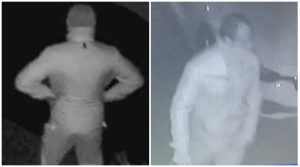 Police want to speak to these two men in connection with the incident Pic: South Ribble Police